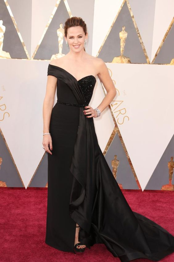 Jennifer Garner Oscars Gorgeous: