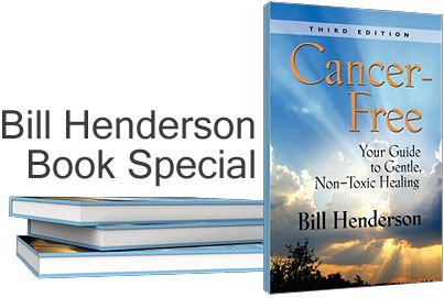 Cancer-Free Bill Henderson Book Special