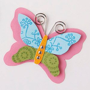 Butterfly Paper-Piecing Pattern