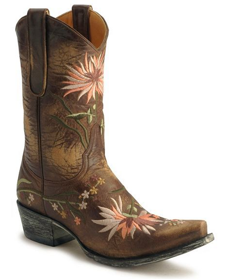 #Boots Old Gringo Ellie Cowgirl Boots #Old_Gringo #Cowgirl_Boots  #Boots #Pointed_Toe