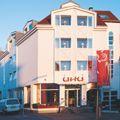 Hotel UHU - Es erwartet Sie ein modernes und funktionelles Garni Stadthotel zu moderaten Preisen und optimaler Verkehrsanbindung.