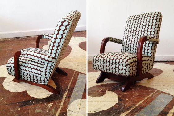 Rocking chairs, Chairs and Circle pattern on Pinterest