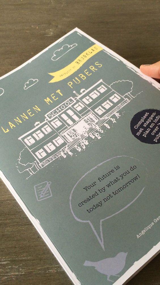 Maak een einde aan  huiswerkstress #boek PLANNEN MET PUBERS #skur #schoolplanning #plannenmetpubers  #plannen #checklist #planners #huiswerk