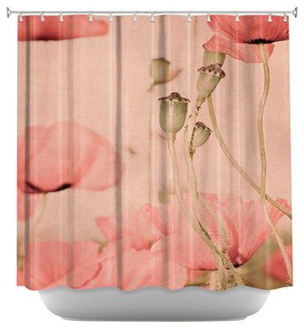 Dreaming Shower Curtain - contemporary - Shower Curtains - DiaNoche Designs