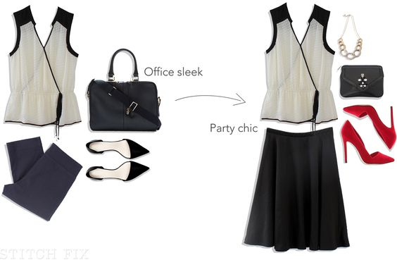 Holiday Style from the Office to the Party