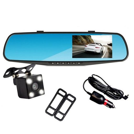 Rejestrator Kamera Cofania Lusterko Dual Najtaniej 6965580518 Oficjalne Archiwum Allegro Dual Electronic Products Phone