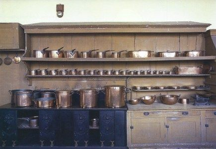 English Historic Home Kitchen | Atticmag | Kitchens, Bathrooms, Interior Design
