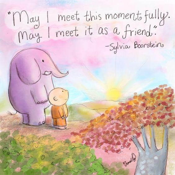 Buddha Doodle: Your Friend, Always