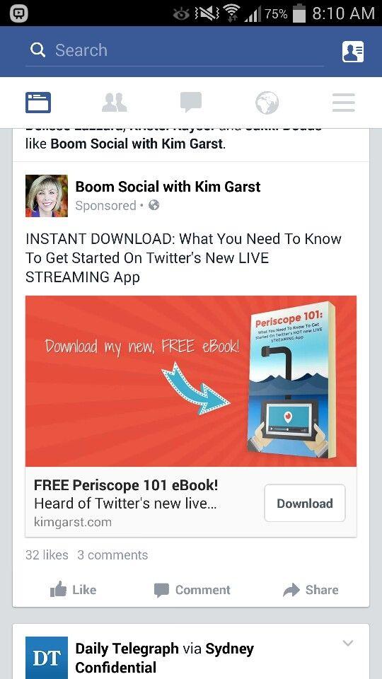 Free Ebook Fb Ads Facebook Ads Examples Facebook Posts