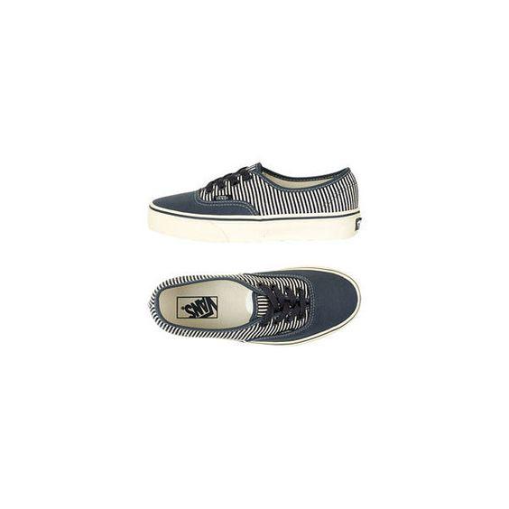 Vans Authentic Stripes Sneaker > shoes