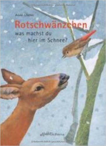 Rotschwänzchen - was machst du hier im Schnee?: Amazon.de: Anne Möller: Bücher