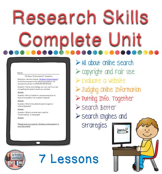 elementary research paper lesson plan Lesson planning research paper starter  assessment instructional activities lesson plan  integrated units are often used in elementary schools and.