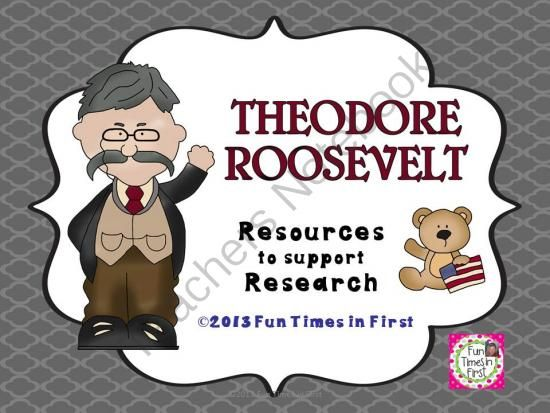 teddy roosevelt research paper President theodore roosevelt was one of the most powerful voices in the history  of american conservation enthralled by nature from a young.