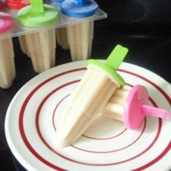 Coconut Cream Pops