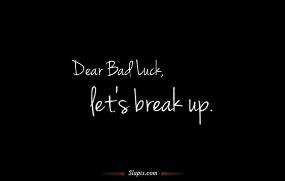 Lord watch out of my family quotes | Dear Bad Luck, let's break up | Quotes on Slapix.com