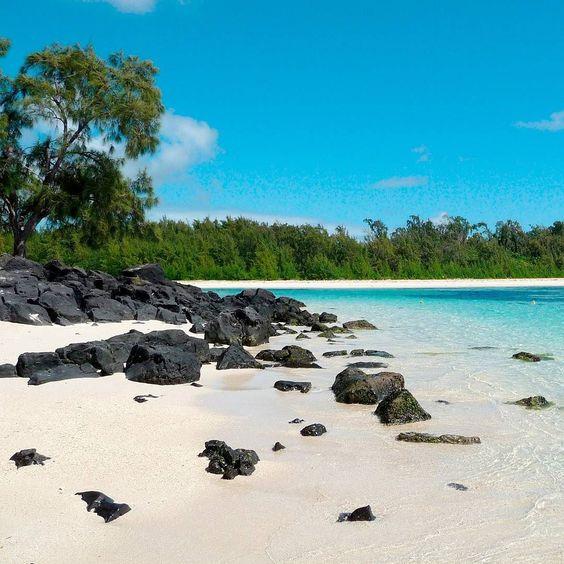 Ausflug zur #ileauxcerfs - einfach traumhaft #Mauritius #paradise #beach #clearwater #whitesand #enjoylife #indianocean #chillout #justbeautiful