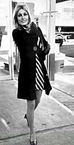 Sharon Tate in 1965