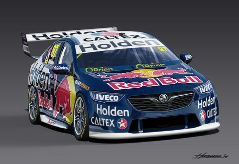 Pin By Big Time Massive On Cars 3 In 2020 Super Cars Holden Red Bull Racing