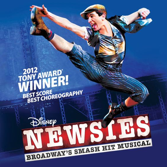 BROADWAY SAN DIEGO - Disney's Newsies