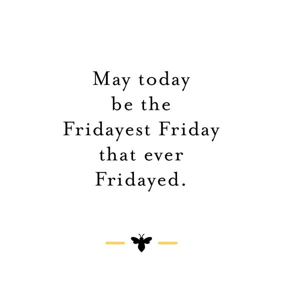 And so it begins...Have a beautiful weekend! Quote from @arcraigster #burtsbeesbaby #quote #friday #weekend: