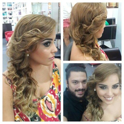 #hair #cabello #upDo #peinado #recogido #wave #ondas #hairdresser #hairstylist #estilista #peluquero #Panama #pty #axel #axel04