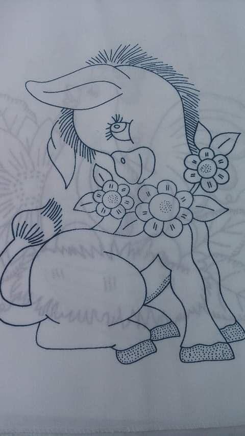 Burito Desenho Do Girassol Riscos Para Pintura Desenhos De Croche