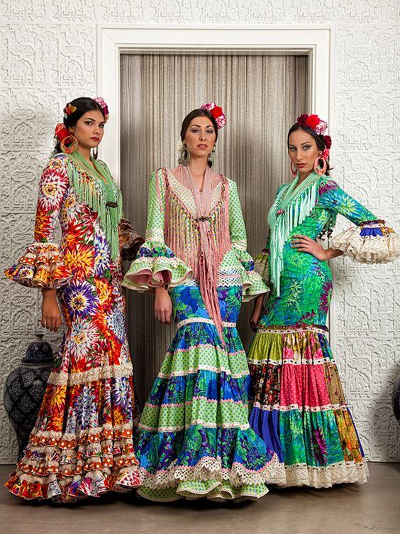 + QUE MODA FLAMENCA | Mamá de mayor quiero ser flamenca | Página 3: