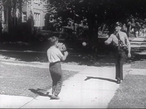 """""""This Is Your Police Department"""" (1951, Detroit Police Dept; produced by Jam Handy Organization)"""