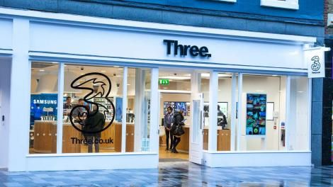Three CEO: 'UK robbed of Europe's best mobile network'