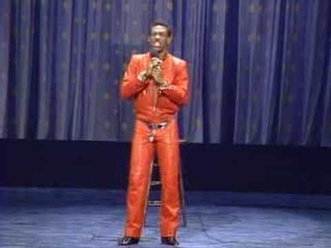 Eddie murphy aunt bunny i don t know which is funnier the skit or