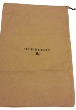 Burberry Sack Safekeeping Travel Bag