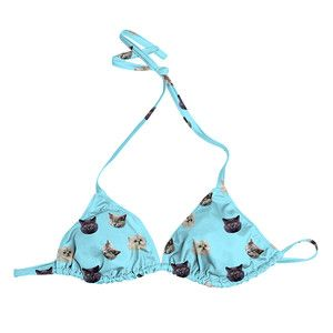 Kitty 1 String Bikini Top, 17€, now featured on Fab.