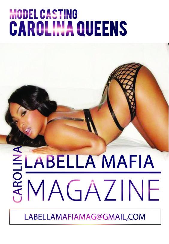 Labella Mafia Magazine  Model Casting 2015