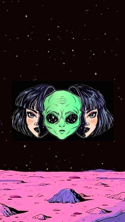 Trippy Wallpaper In 2020 Trippy Wallpaper Alien Art Trippy Art
