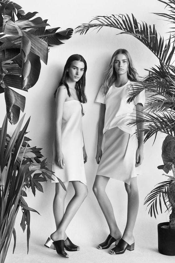 Style - Minimal + Classic:  Lookbook de Zara de Primavera Verano 2014