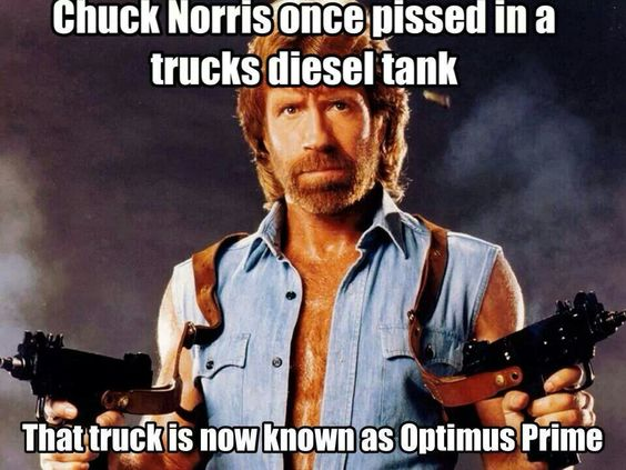 chuck norris joke