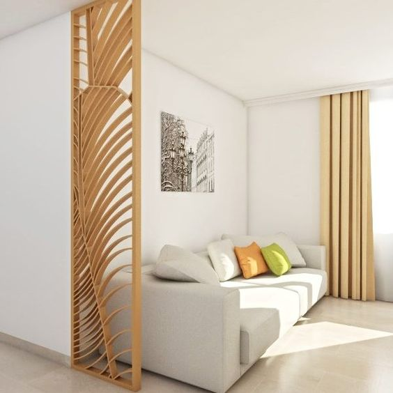 paravent, décoration, séparation espaces