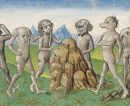 Mirror of History (speculus majus), Ghent, Flanders, c. 1475