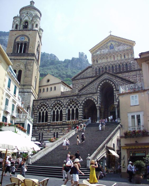 Amalfi's Cathedral, Italy