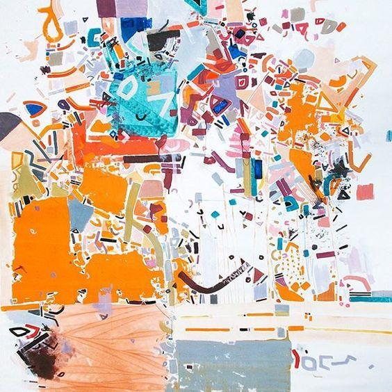 #abstractart #geographic #abstraction #colorful #artcritic #artcurator #artgallery #arte #art #instaart #instaartist #bestoftheday #map #city #gallery #exhibition #artistoninstagram #artist #artofvisuals #artoftheday #follow4follow #likeforfollow #buyart #newyork - http://ift.tt/1HQJd81