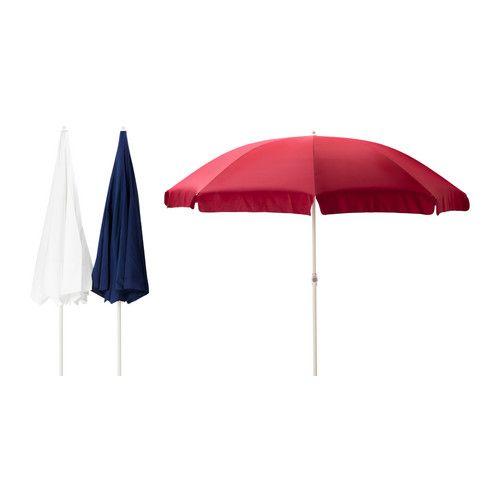 Patio umbrella at ikea for the home pinterest for Ikea cantilever umbrella