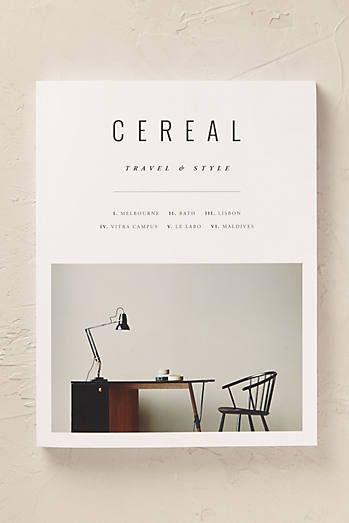 Cereal Magazine, Volume Nine
