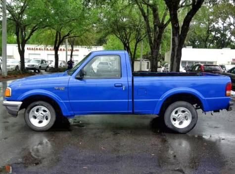 1993 Ford Ranger Xlt Reg Cab Cheap Pickup Truck Under 1000 In