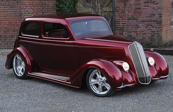 1936 dodgebrothers depot hack 2 door sedan just crowned for 1936 dodge 4 door sedan