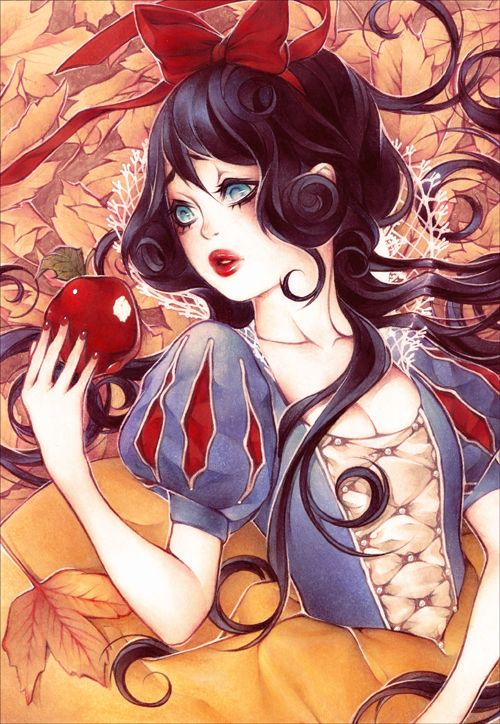 I like this rendition of Snow White...