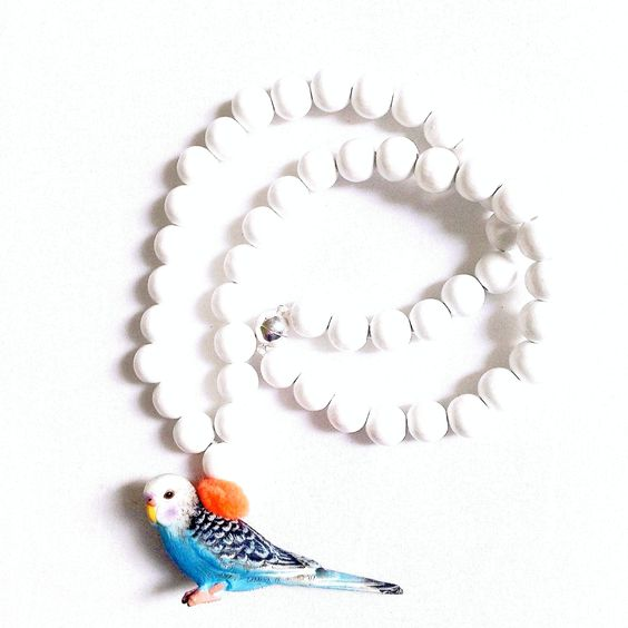 Pirates & Ponies Birdy Necklace