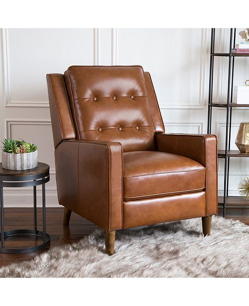 Abbyson Living Alabama Recliner Reviews Recliners Furniture Macy S Stylish Recliners Abbyson Living Mid Century Leather Sofa