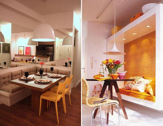 Banco De Sala De Jantar ~ banco ou sofá na sala de jantar lar sala sala inspirações sala de