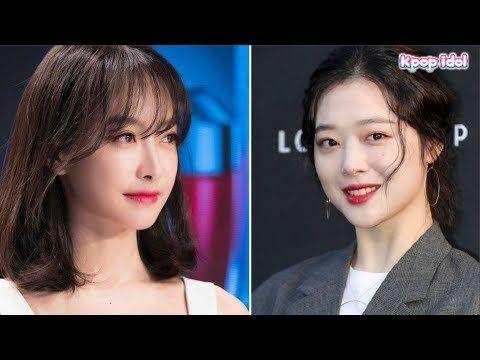 Sulli Recently Spoke About Her Past Hardships On Jinri Shop Sulli Celebrity Gossip Kpop Idol