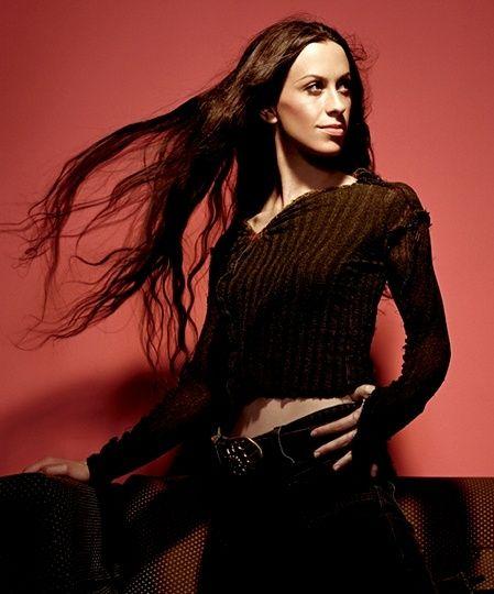 Alanis Morissette: Alanis Morissette, Love And Love Her On Pinterest